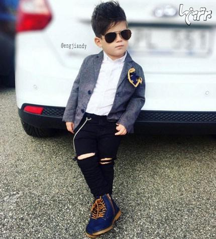 خوش تیپ ترین پسر در دنیای مد - عکس شماره 6