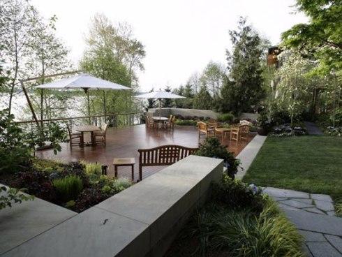 مشخصات خانه بیل گیتس همراه عکس های زیبا