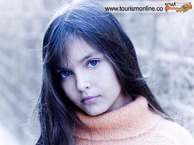 کلودیا زیباترین دختر جهان