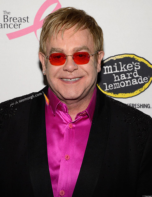 مدل عینک التون جان Elton John
