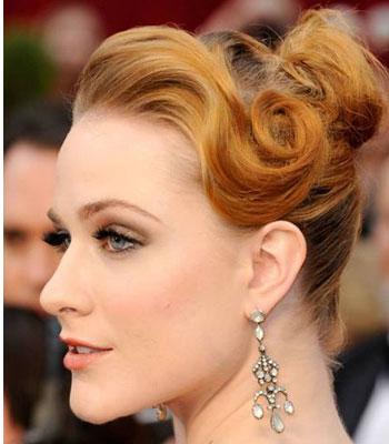 مدل موی اوان راشل وود Evan Rachel Wood که هیچ زمان قدیمی نمی شود