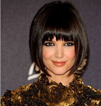 مدل موی کیتی هولمز katie holmes که هیچ زمان قدیمی نمی شود