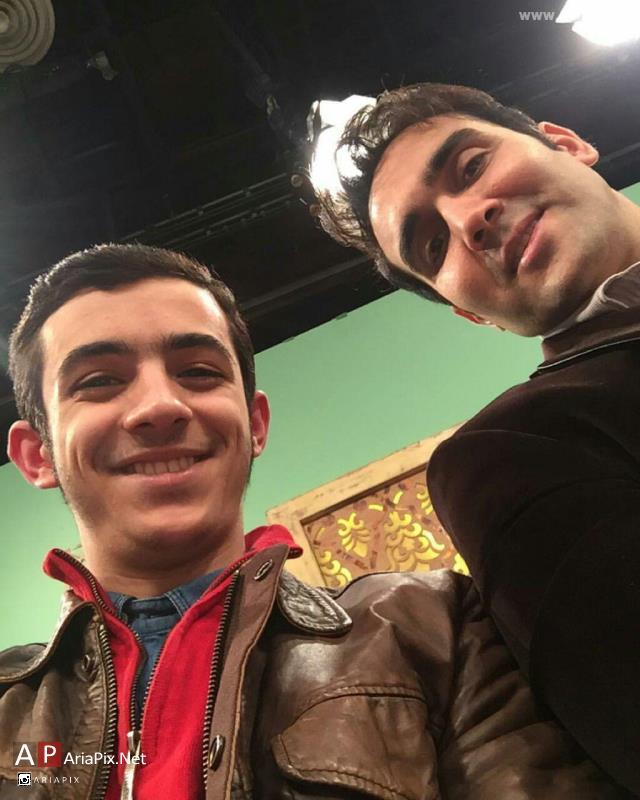 پوریا پورسرخ و علی شادمان در ویژه برنامه شب یلدا ۹۴