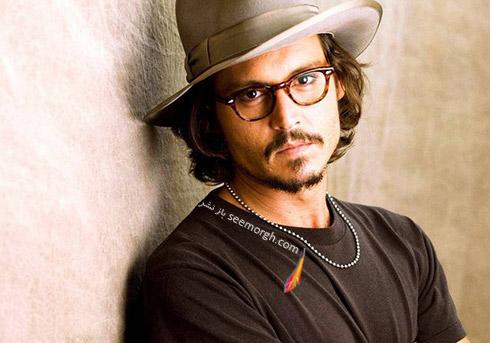 مدل عینک جانی دپ Johnny Depp