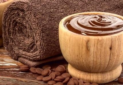 ماساژ با شکلات