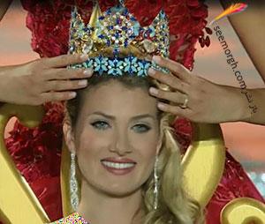 دختر شایسته 2015 در Miss World 2015