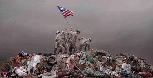 پرچم آمریکایی
