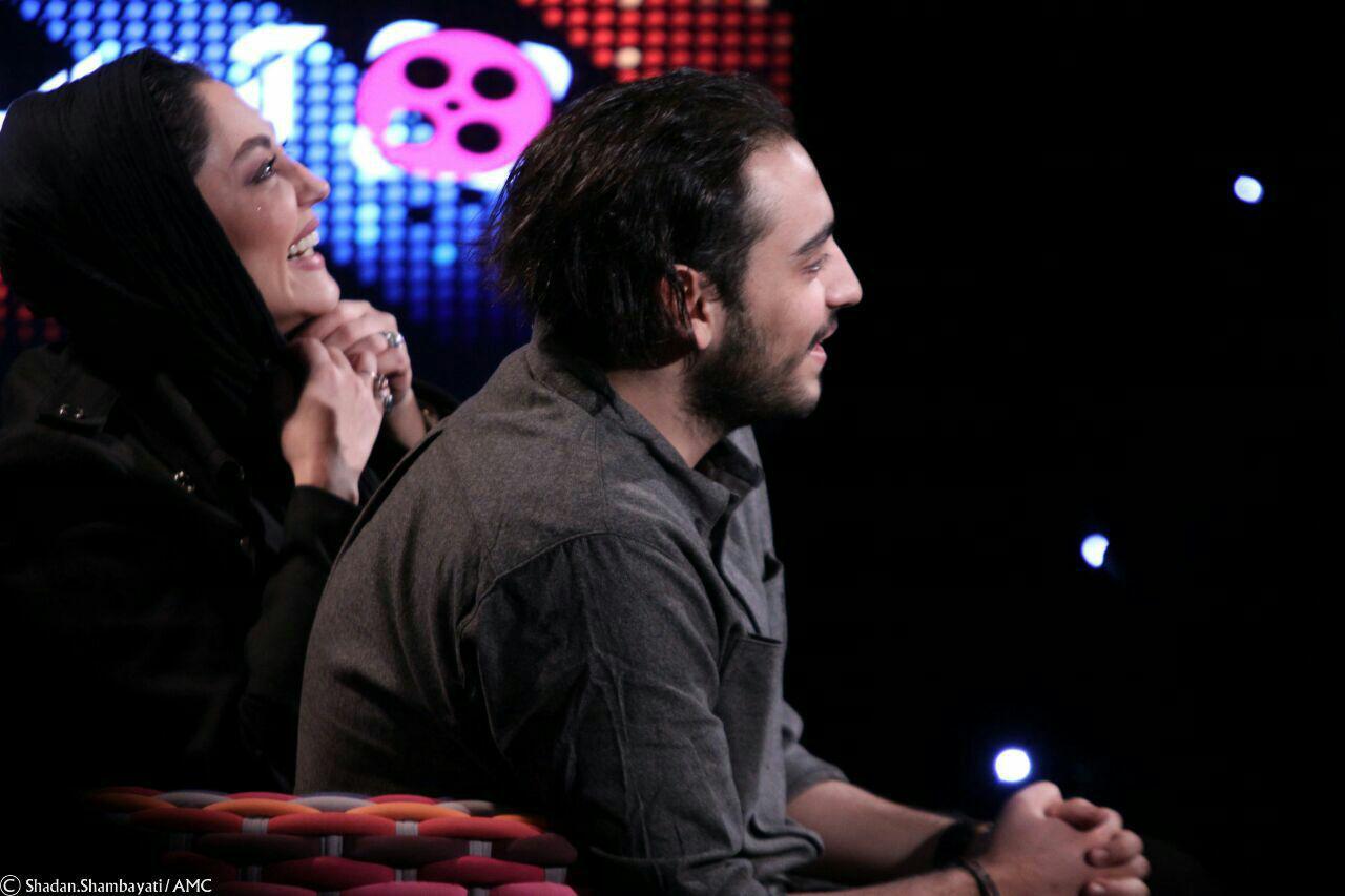 شقایق فراهانی و سام حسامی