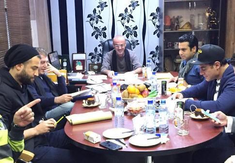 تعطیلی مدارس برای عید محمدرضا گلزار و بنیامین بهادری