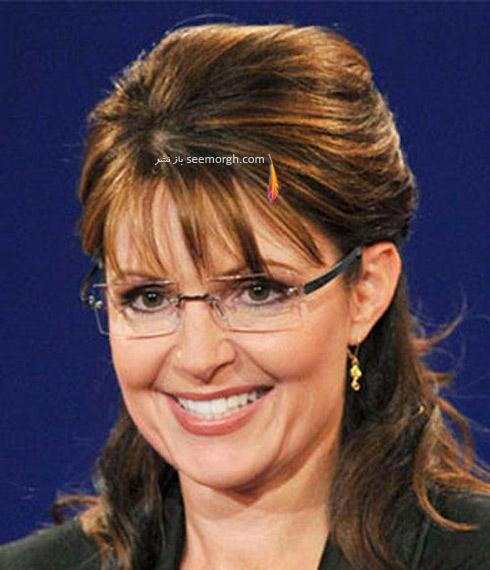 مدل عینک سارا پیلین Sarah Palin