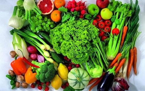 9. سبزیجات