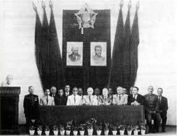 اعضای فرقه دموکرات