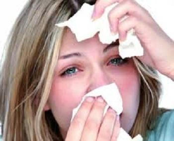 3- از آلرژی رنج می برید