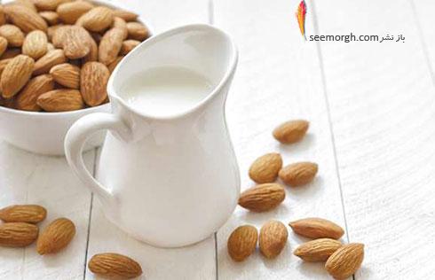 1.شیربادام