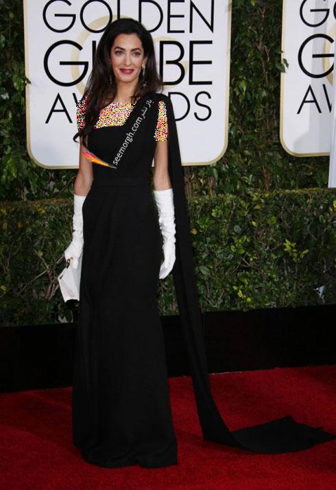 بهترین مدل لباس امل کلونی Amal clooney  - مدل لباس شماره 4