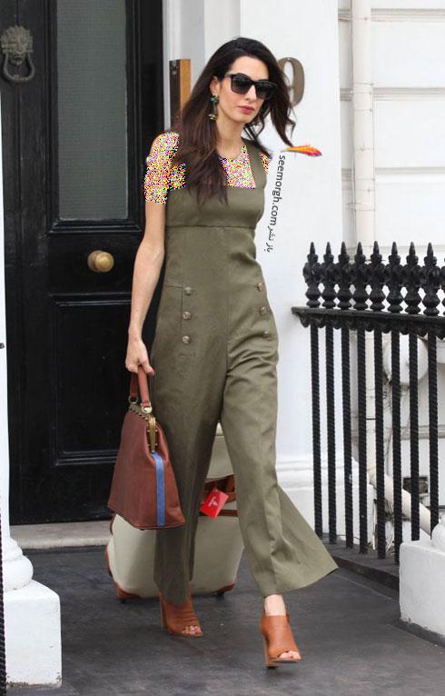 بهترین مدل لباس امل کلونی Amal clooney  - مدل لباس شماره 5