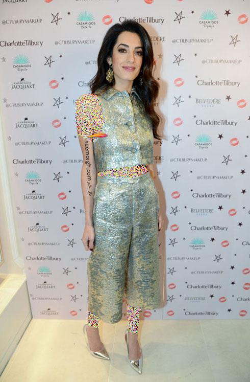 بهترین مدل لباس امل کلونی Amal clooney  - مدل لباس شماره 7