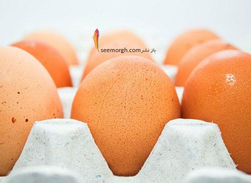 تخم مرغ یک صبحانه رژیمی عالی برای لاغر شدن