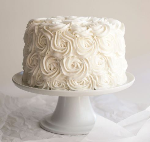 کیک سورپرایز قلبی برای ولنتاین