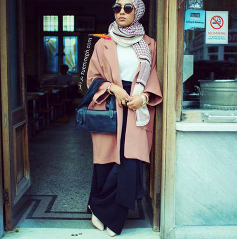 کلکسیون دولچه اند گابانا Dolce&Gabbana برای خانم های محجبه - مدل شماره 8