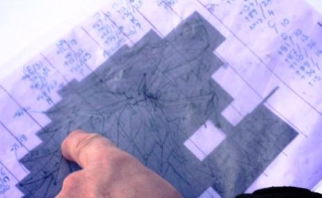 طراحی نقشه دقیق