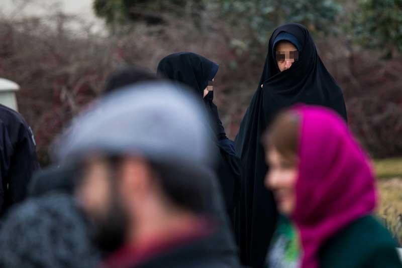 حضور گشت ارشاد در حاشیه جشنواره فیلم فجر