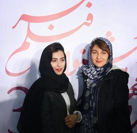 گلوریا هاردی در جشنواره فیلم فجر