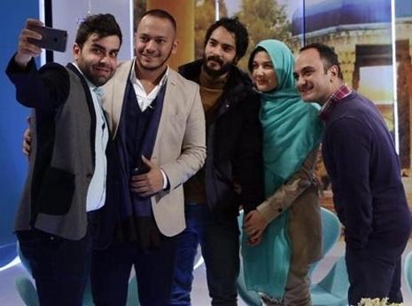 سلفی در برنامه خوشا شیراز