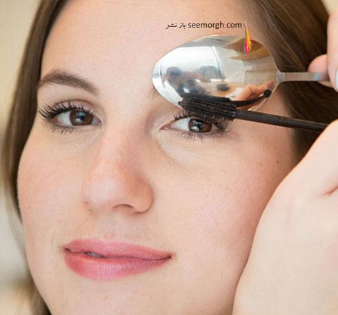 جلوگیری از کثیف شدن پشت پلک در خودآرایی