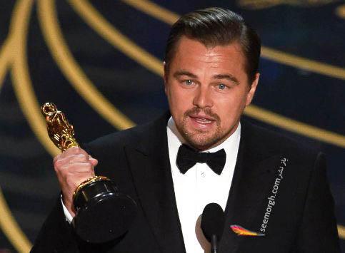 لئوناردو دی کاپریو برنده جایزه بهترین نقش اول مرد
