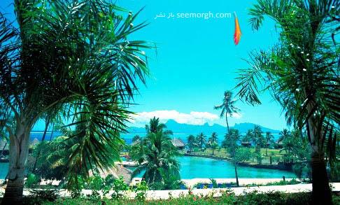 طبیعت زیبای کشور مالدیو