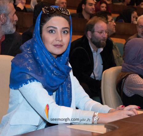 مریم معصومی بازیگر جوان کشورمان