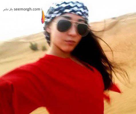 مونیکا در سفر به دوبی