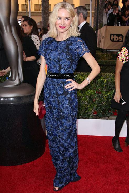 مدل لباس Naomi watts نائومی واتس در مراسم SAG Awards 2016