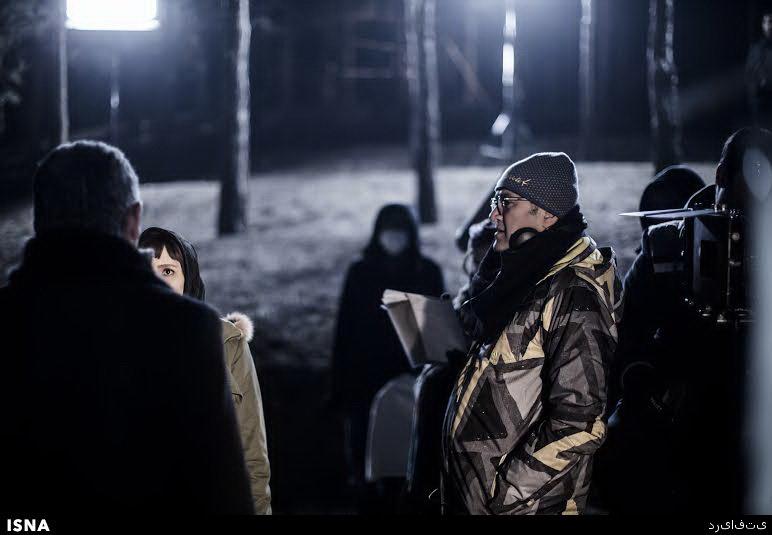 فیلم رامبد جوان و نگار جواهریان به خیابان جمهوری رسید!!