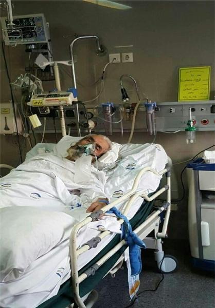 فرج الله سلحشور باز هم به بیمارستان رفت!