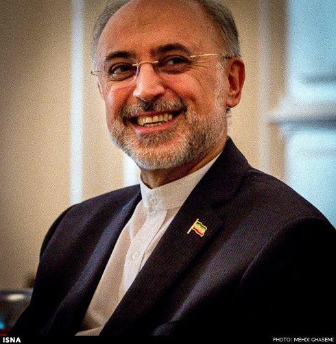 شوخی صالحی با خبرنگاران درباره مجوز فروش هواپیمای مسافربری به ایران