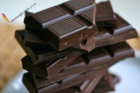 بدن شما و ظرف شکلات