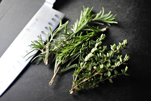Thyme is made abortion