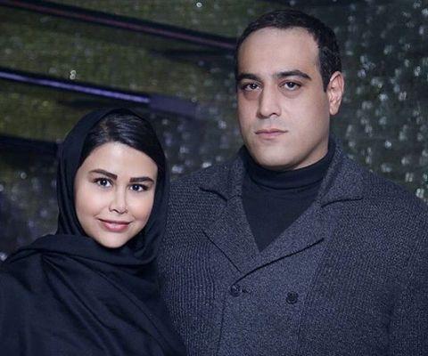 امیریل ارجمند و یاسمینا باهر