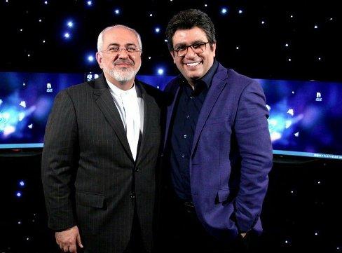 محمدجواد ظریف در برنامه دید در شب