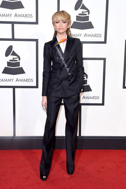مدل لباس تیلور زندیا Zendaya در جوایز گرمی Grammy 2016