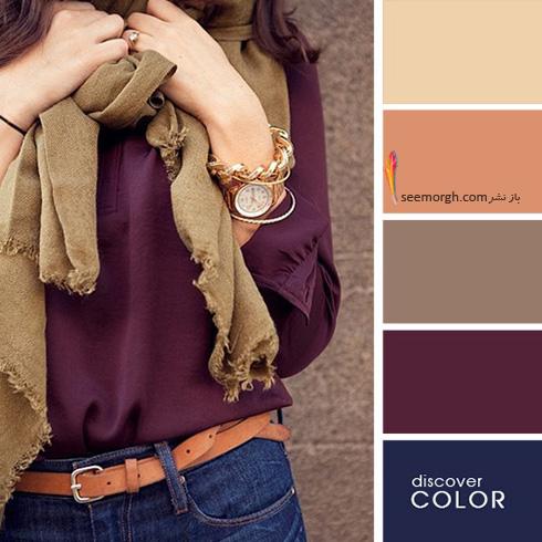 ست کردن لباس با رنگ های تند در تابستان - ست شماره 4