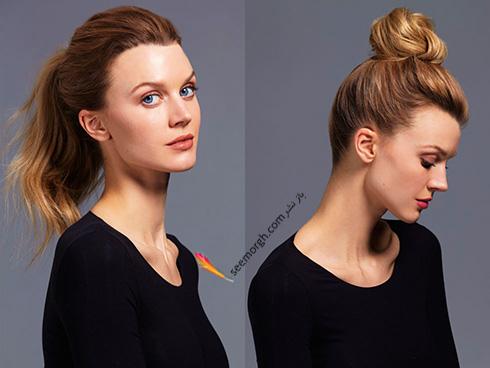 مدل مو تابستانی مخصوص دختر خانم های جوان به پیشنهاد مجله Harpersbazaar - مدل مو شماره 3