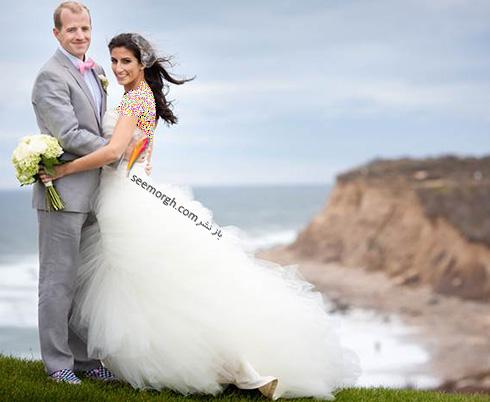 اگر در زندگی روزانه خود لباس دکلته نمی پوشید برای روز عروسی هم این کار را نکنید
