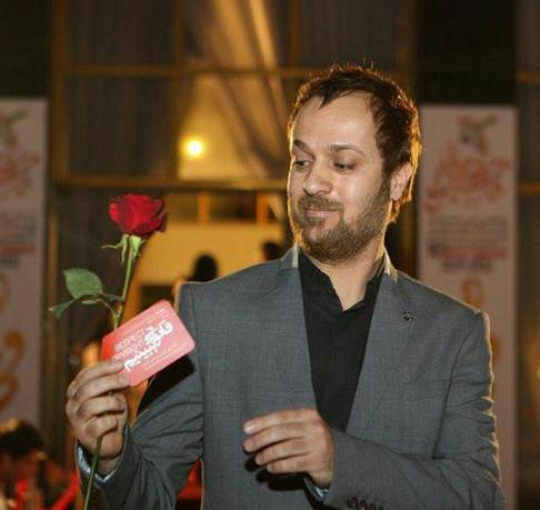 احمد مهرانفر در جشن حافظ