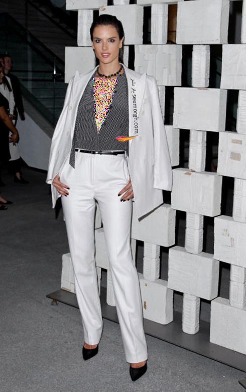 بهترین مدل لباس در هفته مد نیویورک +عکس