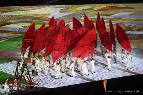 مراسم افتتاحیه المپیک 2016(15)