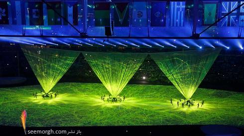 مراسم افتتاحیه المپیک 2016(5)
