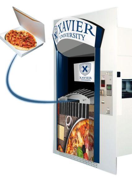 دستگاه خودپرداز پیتزا
